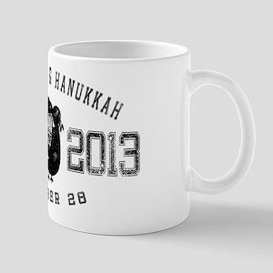 Distressed 1888 2013 Mug