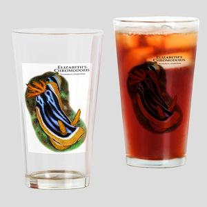 Elizabeth's Chromodoris Drinking Glass