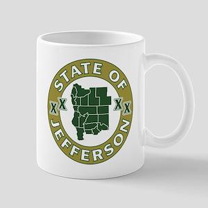 XX State of Jefferson XX Mug