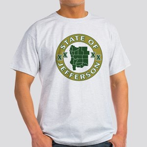 XX State of Jefferson XX Light T-Shirt