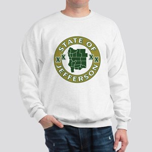 XX State of Jefferson XX Sweatshirt