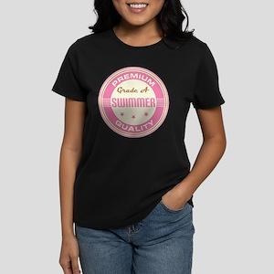 Premium quality Swimmer Women's Dark T-Shirt