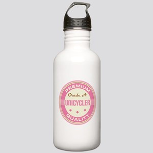 Premium quality Unicyclist Stainless Water Bottle