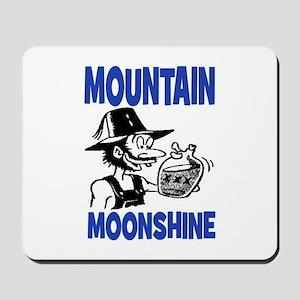 MOUNTAIN MOONSHINE Mousepad