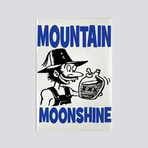 MOUNTAIN MOONSHINE Rectangle Magnet