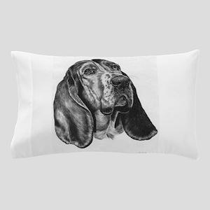 Basset Hound Pillow Case