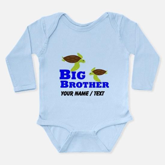 Custom Big Brother Sea Turtle Body Suit