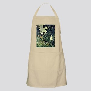 Rousseau - The Equatorial Jungle, Primitivis Apron