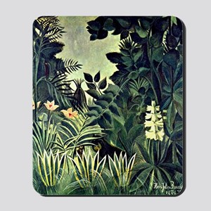 Rousseau - The Equatorial Jungle, Primit Mousepad