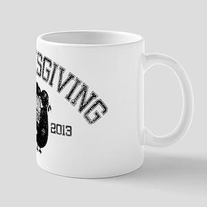 1888 Hanukksgiving 2013 Mug