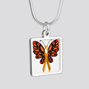 MS Heart Butterfly Necklaces