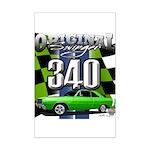 340 SWINGER GREEN Posters