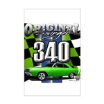 340 SWINGER GREEN Posters