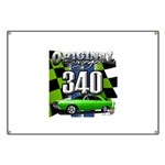340 SWINGER GREEN Banner