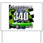 340 SWINGER GREEN Yard Sign