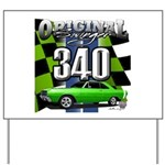 340 SWINGER GREEN Yard Sign
