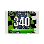 340 SWINGER GREEN Magnets
