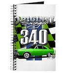 340 SWINGER GREEN Journal
