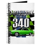 340 SWINGER GREEN Journal