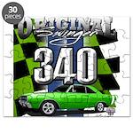 340 SWINGER GREEN Puzzle