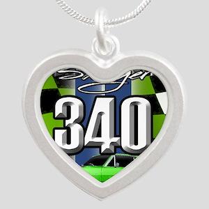 340 SWINGER GREEN Necklaces