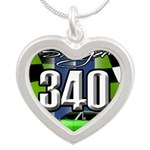 340 SWINGER GREEN Necklaces