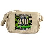 340 SWINGER GREEN Messenger Bag