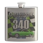 340 SWINGER GREEN Flask