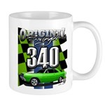 340 SWINGER GREEN Mugs