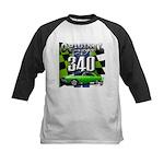 340 SWINGER GREEN Baseball Jersey