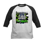 340 SWINGER GREEN Baseball Jersey
