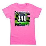 340 SWINGER GREEN Girl's Tee