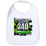 340 SWINGER GREEN Bib