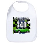 340 SWINGER GREEN Bib