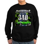 340 SWINGER GREEN Sweatshirt