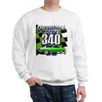 340 SWINGER GREEN Sweatshirt