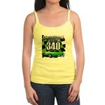 340 SWINGER GREEN Tank Top