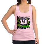 340 SWINGER GREEN Racerback Tank Top