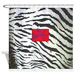 Sarengetti By Traci K Shower Curtain