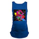 FitStyle/Zumba Wear by Traci K Maternity Tank Top
