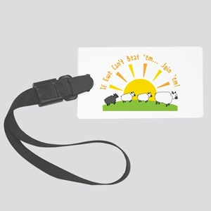 Join Em Luggage Tag