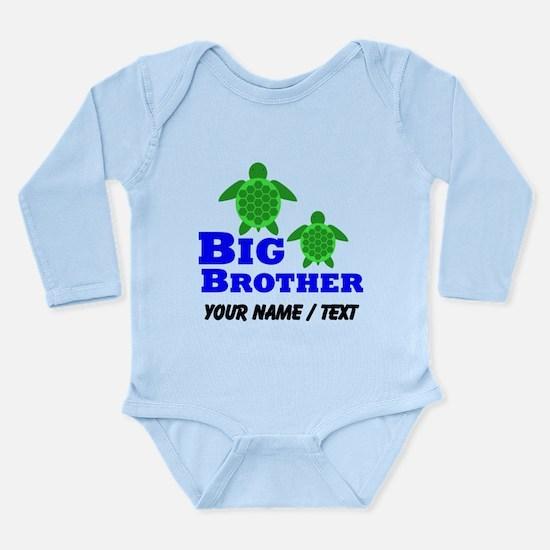 Custom Big Brother Turtle Body Suit