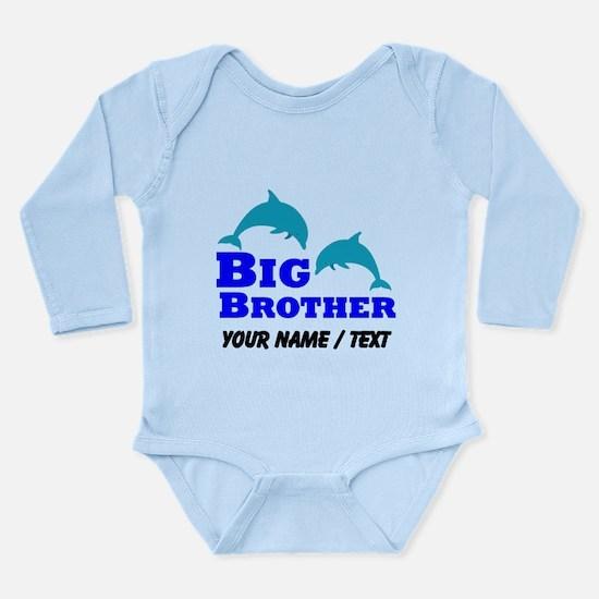 Custom Big Brother Dolphin Body Suit