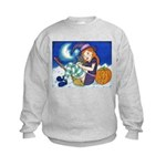 Kitten and Witch Sweatshirt