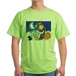 Kitten and Witch T-Shirt