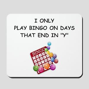 BINGO3 Mousepad