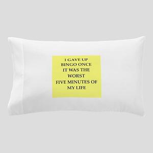 BINGO Pillow Case
