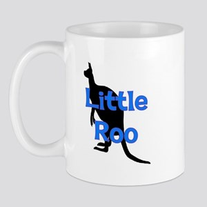 LITTLE ROO (BLUE) Mug