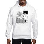 Aerosol String Theory Hooded Sweatshirt