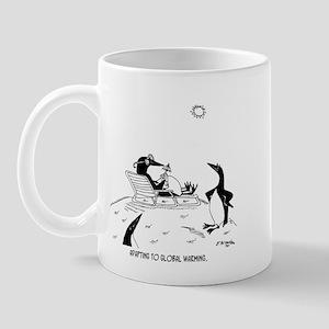 Penguins & Global Warming Mug